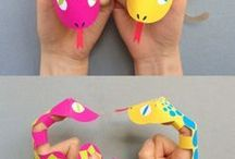 marionnettes a doigts
