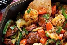 Food: Skillet Meals