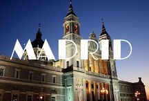 Madrid Travel & Food / The best things to do, see and eat in Madrid, Spain. A Madrid travel guide via Pinterest!