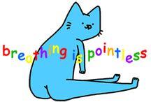 котик милый как и я