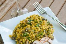 Lunch & Dinner - Vegetarian
