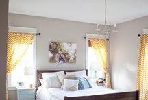 Dreamy Bedrooms / Where the magic (er, sleep) happens.