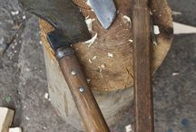 Axe / Chopping tools: traditional and new  / by Dave Chouiniere