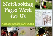 Notebooking/Journaling / All Things Notebooking/Journaling