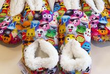 PJs, Robes, & Slippers