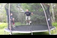 expert in...trampoline fun