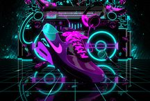 Graphic Design_Mateusz Sypien / Mateusz Sypien is a young creative and designer who has studied in Bradford University; he now lives in London. He has worked for important brands such as Adidas, Advanced Photoshop, Air Jordan, Audi, Axe, Bacardi, Baileys, Barnados, BBC, British Gas, Cartoon Network, ....
