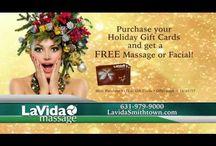 HOLIDAY GIFTS AT LaVIDA!