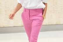 PINK TROUSERS OUTFIT
