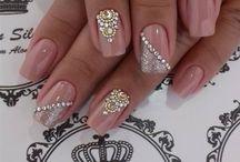Diseño de uñas para 15