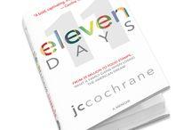 BOOKS & HYPNOTHERAPY CD's by JC COCHRANE