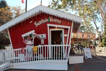 Downtown SLO Holiday Happenings / Get into the holiday spirit with a trip to beautiful Mission Plaza in Downtown SLO!  Visit Santa's House, take a ride on the Classic Carousel and be delighted by our giant decorated Holiday tree. Visit www.DowntownSLO.com for more information.