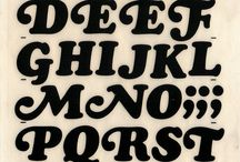 type poster