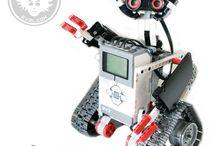 Mindstorms LEGO / Zbieram na tej tablicy najciekawsze pomysły wykonane z LEGO Mindstroms