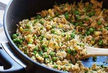 veggie fried rice
