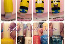 Blink Nail Design / Nail art design & shop... Love u nail..  Sungai Limboto no 43 Makassar, Indonesia