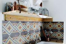 interiors//kitchen & dining / by Janelle Pietrzak