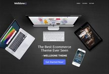 WEBSITES ∞ HANDPICKED PREMIUM THEMES + TEMPLATES PORTALS