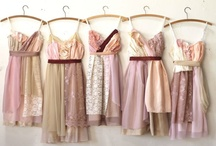 AsA Dresses in the Trees Palette Examples / by Tawny Holt