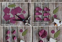 Idéias para flores