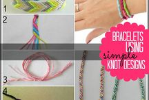 Bracelets / by Leah Couch