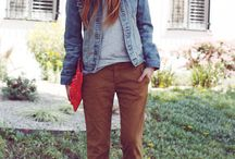 Fashion style / Fashion outfit