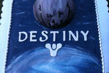 Destinyparty / Cake