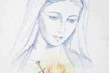 Sagrado Corazón María