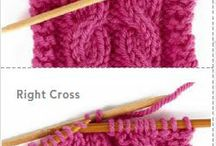 Knitting Tutorials and Techniques / Reversible knitting, knitting edging, domino knitting, double knitting... there are so many knitting techniques, but we've got you covered! Scroll through to see our knitting tips and tricks / by Interweave