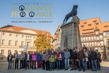 """Worldwide Photo Walks in Braunschweig / Zum fünften Mal war am 3.10.2015 in Braunschweig Scott Kelbys """"Worldwide Photo Walk""""."""