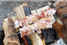 RECIPES Camping / These recipes and tips are focused only on camping and outdoors.