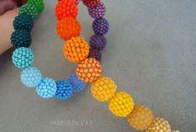 Beading - beaded beads