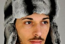 Men's fur hats russian style / Amifur.com offers the best selection of real fur hats. Men's fur Hats  & Russian style ear flap hats. Handmade in Italy.  www.amifur.com