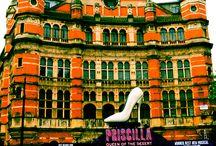 london theatre / by delmo lance