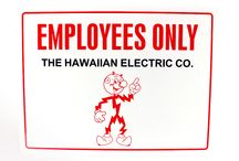 Hawaiian Electric Mascots (and Friends!)