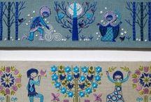 Folk Patterns