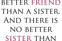 i ♥ my sister