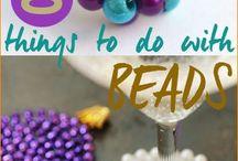 Kids beads / Melting beads