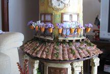 dekoratif evler