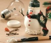 Crafts: Bright ideas w/ light bulbs!!! / by Gina Strickland