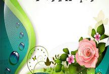 nombres con flores