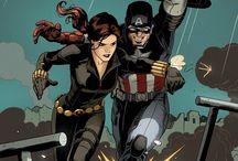 American comics