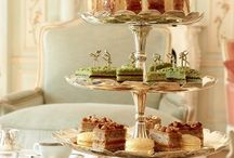 All about dining / dining experiences, afternoon tea, tapas, and all those heaven bites.