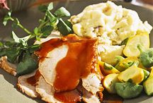 Pork (Ham, Tenderloin, Chops)