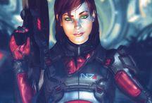 Mass Effect / Everything Mass Effect.