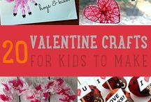 Valentine Crafts/DIY for Kids