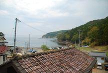 Reconstruction / 東日本大震災からの復興を目指す東北の風景。
