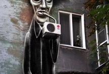 street art / by Jessica Womack
