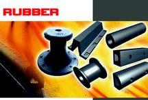 Boat dock rubber fender / Rubber fender and metal industry