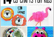 CD crafts